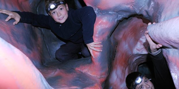 Caving Party Sutton